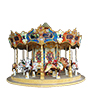 ANCIENT CAROUSEL 16 Seats